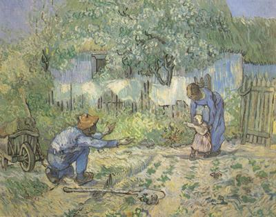 Vincent Van Gogh First Steps (nn04)