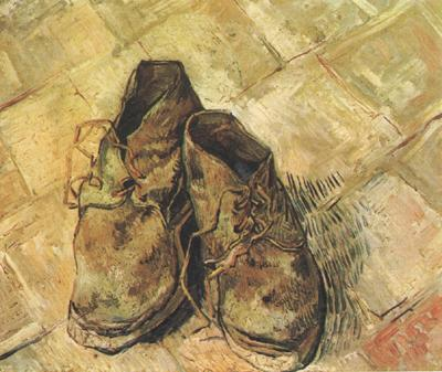 Vincent Van Gogh A Pair of Shoes (nn04)