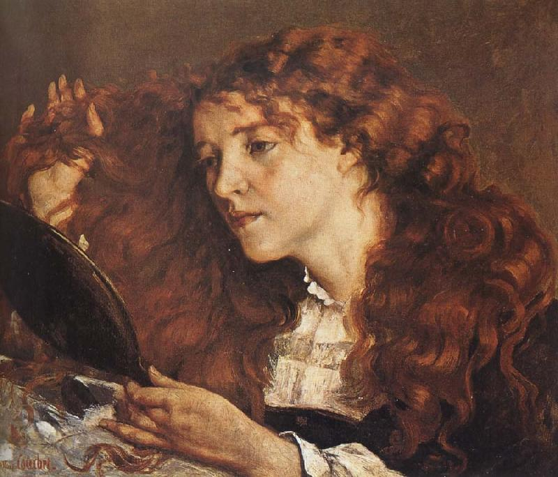 Courbet, Gustave Recreation by our Gallery