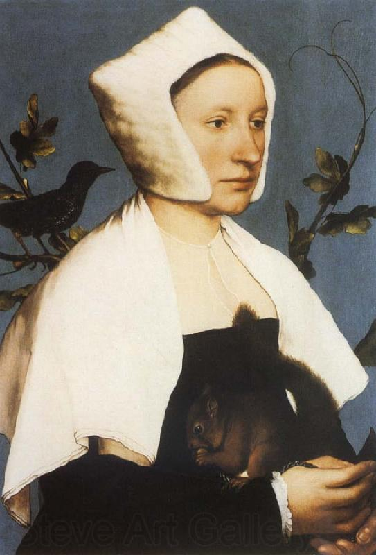 Hans Holbein Recreation by our Gallery
