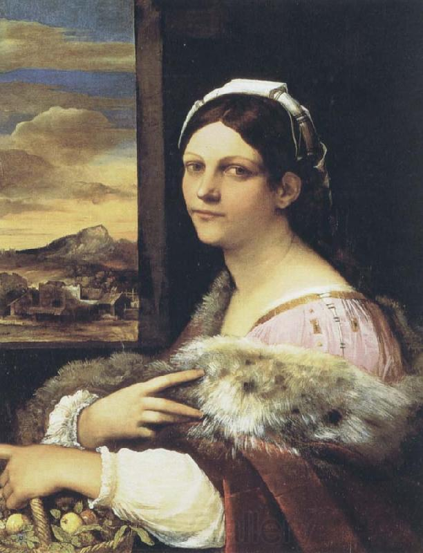 Sebastiano del Piombo Recreation by our Gallery
